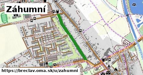 ilustrácia k Záhumní, Břeclav - 551m