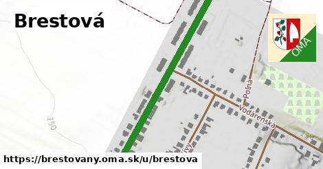 ilustrácia k Brestová, Brestovany - 482m