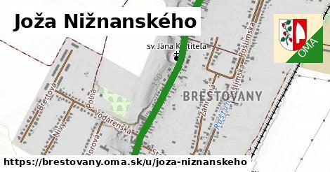 ilustrácia k Joža Nižňanského, Brestovany - 1,94km