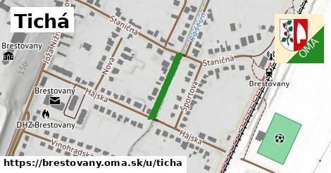 ilustrácia k Tichá, Brestovany - 161m