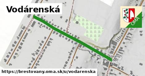 ilustračný obrázok k Vodárenská, Brestovany