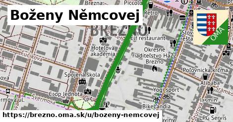ilustrácia k Boženy Němcovej, Brezno - 446m