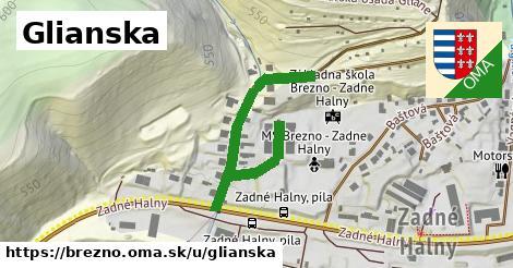 ilustrácia k Glianska, Brezno - 277m