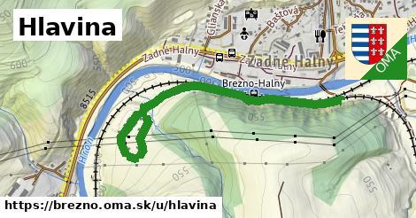 ilustrácia k Hlavina, Brezno - 1,38km
