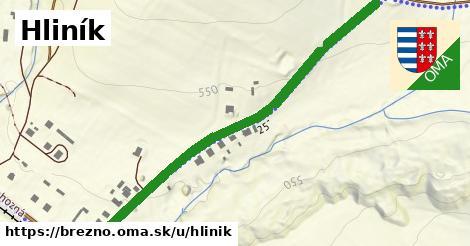 ilustrácia k Hliník, Brezno - 646m