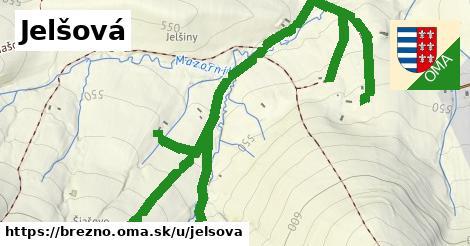 ilustrácia k Jelšová, Brezno - 3,0km