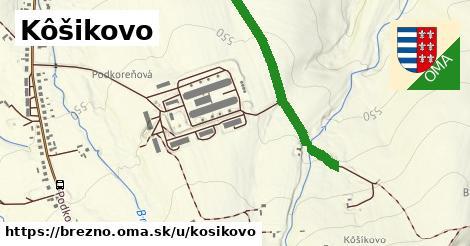 ilustrácia k Kôšikovo, Brezno - 2,7km