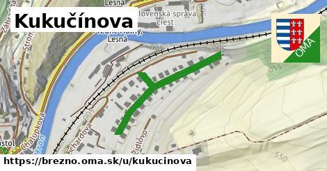 ilustrácia k Kukučínova, Brezno - 277m