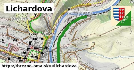 ilustrácia k Lichardova, Brezno - 0,71km