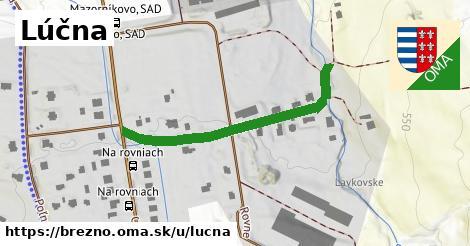 ilustrácia k Lúčna, Brezno - 392m