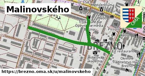 ilustrácia k Malinovského, Brezno - 437m