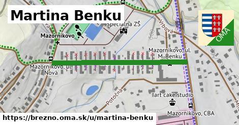 ilustrácia k Martina Benku, Brezno - 420m