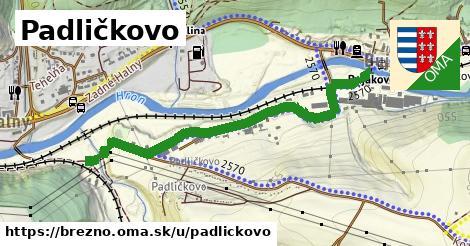 ilustrácia k Padličkovo, Brezno - 0,98km