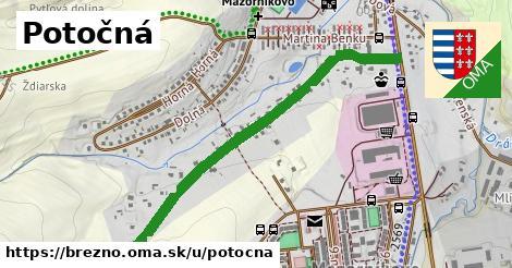 ilustračný obrázok k Potočná, Brezno