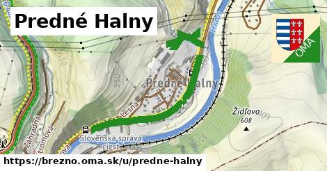 ilustrácia k Predné Halny, Brezno - 0,99km