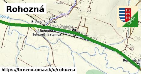 ilustrácia k Rohozná, Brezno - 1,59km