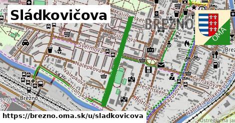 ilustrácia k Sládkovičova, Brezno - 588m