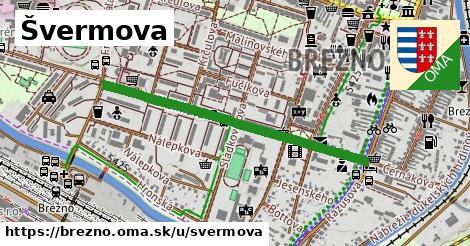 ilustrácia k Švermova, Brezno - 0,88km