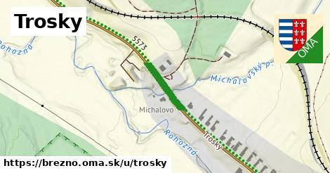 ilustrácia k Trosky, Brezno - 131m