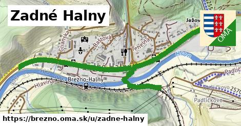 Zadné Halny, Brezno