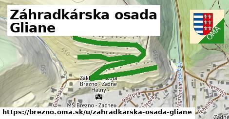 ilustrácia k Záhradkárska osada Gliane, Brezno - 0,87km