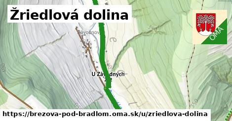 ilustrácia k Žriedlová dolina, Brezová pod Bradlom - 3,5km