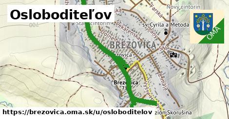 ilustračný obrázok k Osloboditeľov, Brezovica