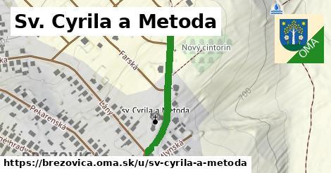 ilustrácia k Sv. Cyrila a Metoda, Brezovica - 295m