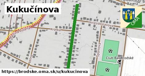 ilustrácia k Kukučínova, Brodské - 349m