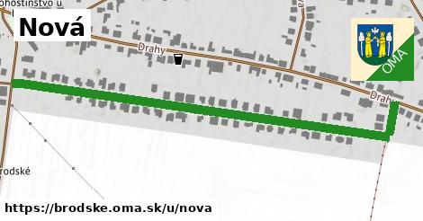 ilustrácia k Nová, Brodské - 0,73km