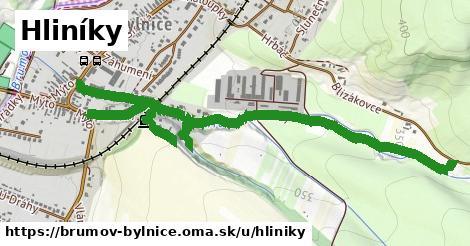 ilustrácia k Hliníky, Brumov-Bylnice - 1,75km