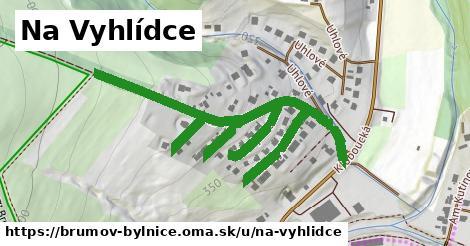 ilustrácia k Na Vyhlídce, Brumov-Bylnice - 0,89km