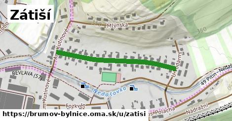 ilustrácia k Zátiší, Brumov-Bylnice - 384m
