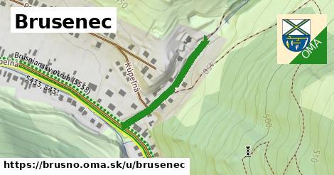 ilustračný obrázok k Brusenec, Brusno