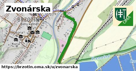 ilustrácia k Zvonárska, Brzotín - 668m