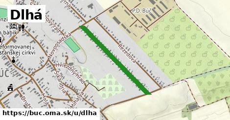 ilustrácia k Dlhá, Búč - 625m