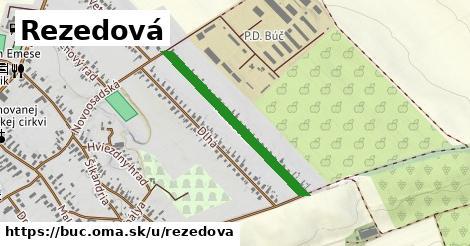 ilustrácia k Rezedová, Búč - 644m