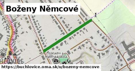 ilustrácia k Boženy Němcové, Buchlovice - 313m