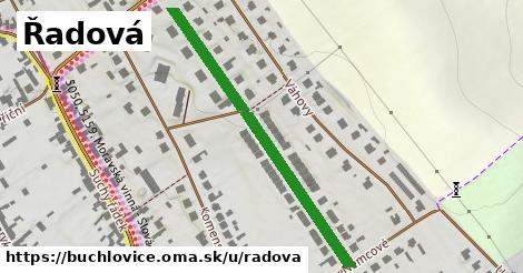 ilustrácia k Řadová, Buchlovice - 442m