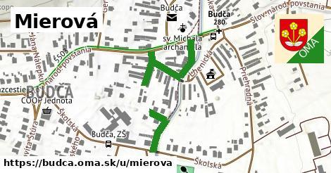 ilustrácia k Mierová, Budča - 363m