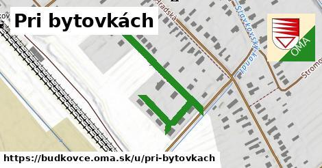 ilustrácia k Pri bytovkách, Budkovce - 483m