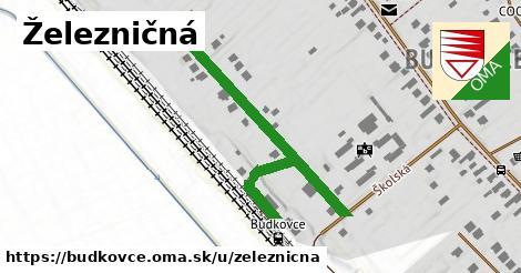 ilustrácia k Železničná, Budkovce - 539m