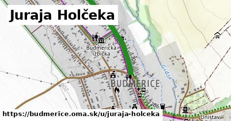 ilustrácia k Juraja Holčeka, Budmerice - 2,2km