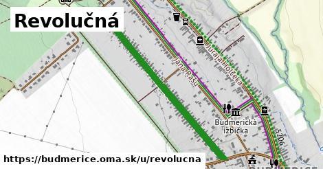 ilustrácia k Revolučná, Budmerice - 0,90km