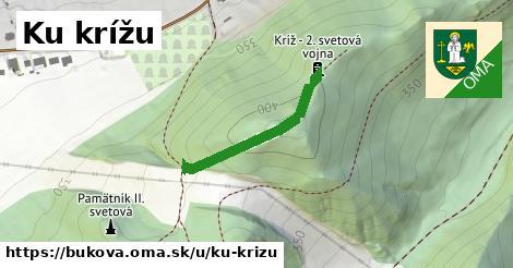 ilustrácia k Ku krížu, Buková - 247m