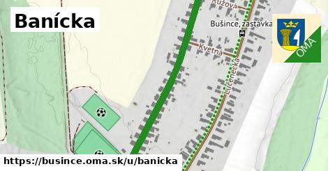 ilustrácia k Banícka, Bušince - 540m