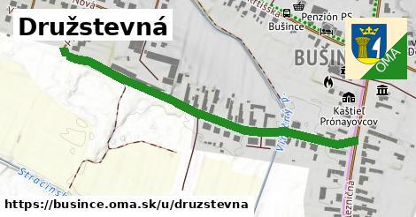 ilustrácia k Družstevná, Bušince - 572m