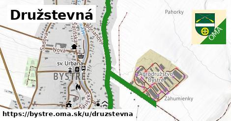 ilustrácia k Družstevná, Bystré - 1,56km