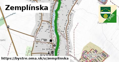 ilustrácia k Zemplínska, Bystré - 1,43km