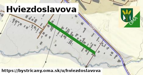 ilustrácia k Hviezdoslavova, Bystričany - 290m